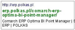 http://erp.polkas.pl/comarch-erp-optima-bi-point-manager/
